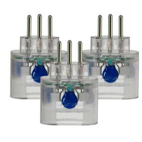 Kit 3 Dps Iclamper. Protege Contra Raios E Surtos Eletricos.