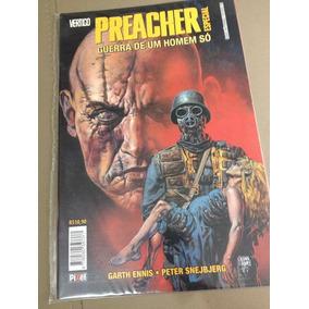 Hqs Preacher Cavaleiro Altivo & Guerra De Um Homem So