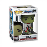 Funko Pop Hulk 451...original