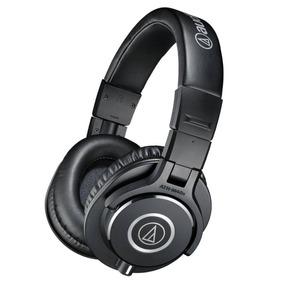 Fone De Ouvido Prof. Audio-technica Ath-m40x