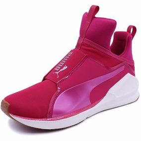 ad5198a50 Zapatillas Con Encaje Urbanas Mujer - Zapatillas Puma Urbanas de ...