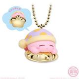 Llavero Sleep Kirby & Warp Star Twinkle Dolly Kirby Bandai