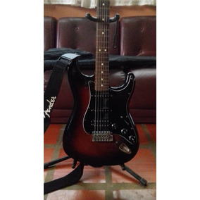 Guitarra Fender Stratocaster Hhs Americana Mas Amplificador