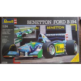 Kit Para Montar Revell Benenetton Ford B194 - Novo