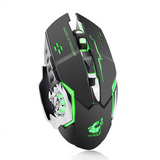 Mouse Led Profesional 6 Botones Gamer Gaming Oferta Barato