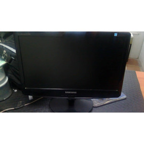 Monitor Samsung 25 Verd