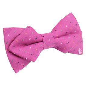 Corbata De Moño Mariposa Para Hombre Grin Accs Color Rosa
