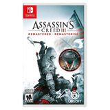 Assassins Creed Iii Remastered | Juego | Switch