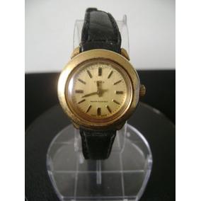 45a181bd67c Relógio Timex Antigo De Coleção Plaquê Ouro Pulso - Relógios no ...
