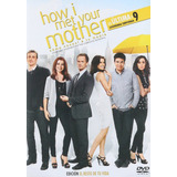 How I Met Your Mother Como Conoci Tu Madre Temporada 9 Dvd