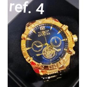 c6265e043c6 Relogios Replicar Dourado - Relógio Masculino no Mercado Livre Brasil