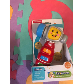 Martillo Fisher Price