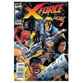 X Force Especial 1 - Formatinho -editora Abril