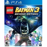 Lego Batman 3 Beyond Gotham Ps4 Usado