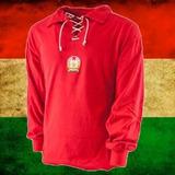 14e7a98663 Camisa Hungria 1954 - Futebol no Mercado Livre Brasil