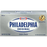 Kraft Philadelphia Crema Queso Ladrillo Original 8 Oz