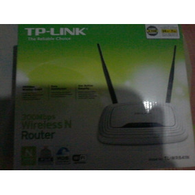 Router Tp- Link 300 Mbps. 2 Antenas.