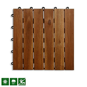 Office Marshal Acacia Wood Tile Flooring, Patio Pavers & Co