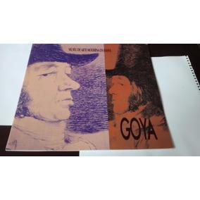 Catalogo Gravuras Francisco Goya Ilustradas
