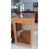 Mueble Prchero Con Vidrio Y Rueditas - Oferta!!!