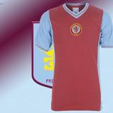06d3eeef3e Camisa Retro Aston Villa no Mercado Livre Brasil