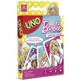 Jogo Uno Barbie - Copag