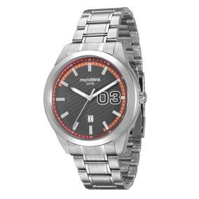 Relogio Mondaine Esportivo Masculino - Relógios De Pulso no Mercado ... 1fb3137cfa