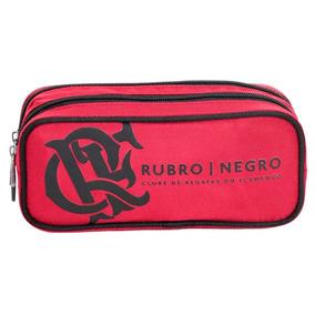 Estojo Flamengo Duplo P03 Xeryus Un