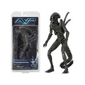 Warrior Alien- Alien X Predator- Neca
