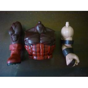 Peças Baf (conjunto) De 3 Para Formar O Juggernaut Hasbro