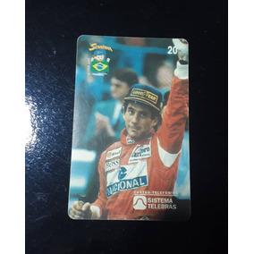 Cartao Telefonico Instituto Airton Senna