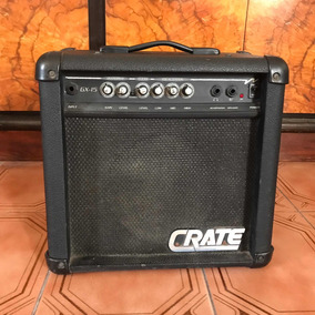Amplificador Crate Gx 15. Made In Usa