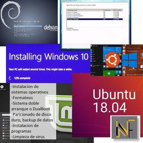 Formateo Paquete Windows Y Office La Version Que Requiera