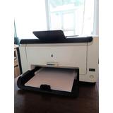Impresora Laserjet Cp1025nw Color Hp Poco Uso, Wifi