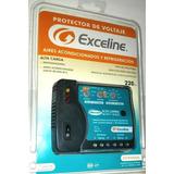 Protector De Voltaje Exceline 220 V