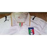Camisa Italia Puma 2008 Branca Tamanho P (seleção Italiana) 2445da0926d4e