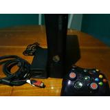 Xbox360 Con 56juegos Online 2controles Personalizados