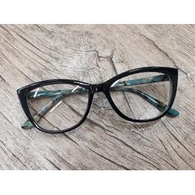Linda Armação Gatinho Para Oculos Grau Promoção Barato Otica a8d820818d