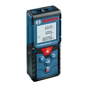 Medidor De Distancia A Láser Telémetro Bosch Glm 40