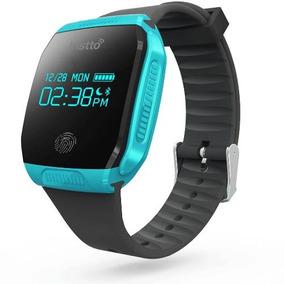 Reloj Smartwatch Instto Insport Lite Natacion Correr Azul