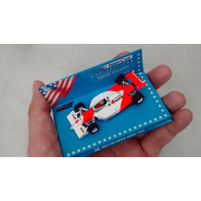Minichamps Emerson Fittipaldi 1/64 Indycar F1 Frete Grátis