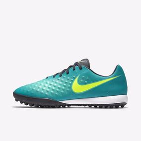 new product af1c3 2cbd3 Botines Nike Magistax Onda 2 Tf Futbol5 Alta Gama 844417-375