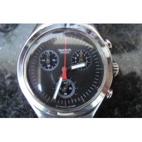 9508ea2a86c Relogio Swatch Swiss Irony Masculino - Relógios De Pulso no Mercado ...