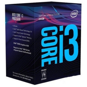 Kit Asus H310m-k + I3 8100 + 8gb Ddr4 + Cooler - Na Caixa