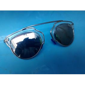 f176ff45ab5d9 Oculos De Proteção Cinza Espelhado Sol Dior - Óculos no Mercado ...