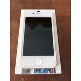 iPhone 4s Apple 16g Branco Original Com Caixa Único Dono