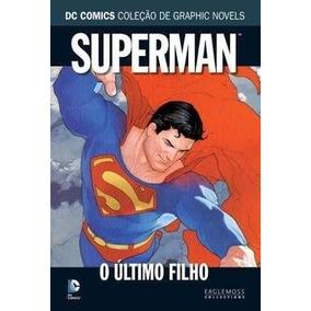 Superman - O Último Filho - Capa Dura Dc