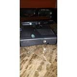 Xbox 360 Con Kinet 2 Controles Y 6 Juegos Fisico