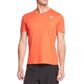Camiseta Remera adidas Run Entrenamiento Running Hombre