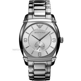 cbf17b51915 Emporio Armani Chronotachmeter Ar 2348 - Relógios De Pulso no ...